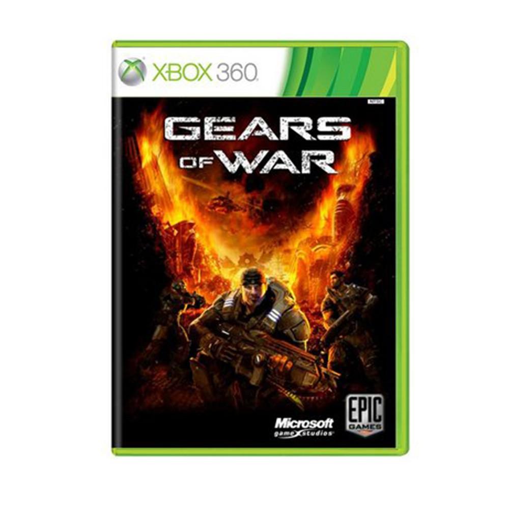 Jogo Gears of War - Xbox 360 (Usado)