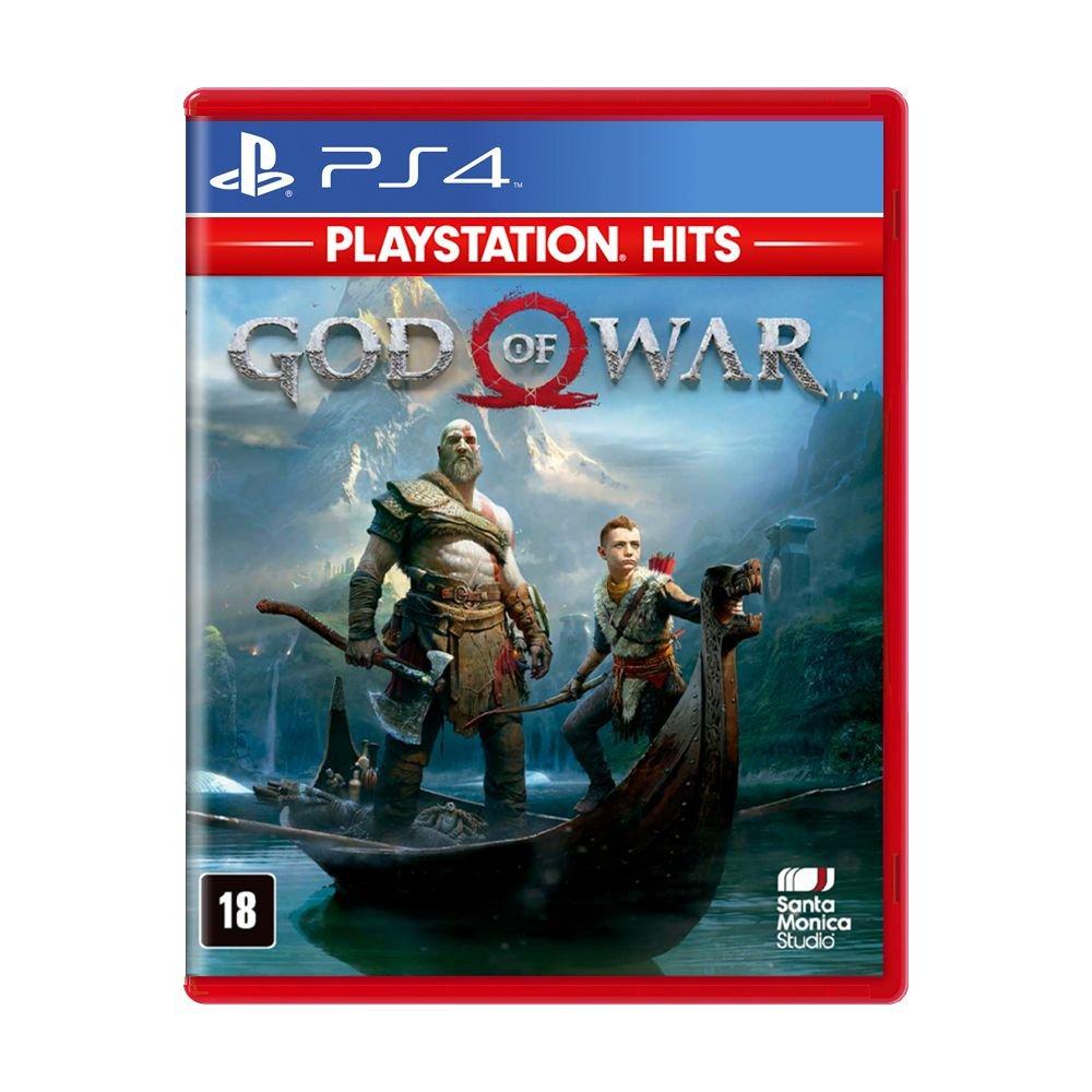 Jogo God of War 4 - PS4