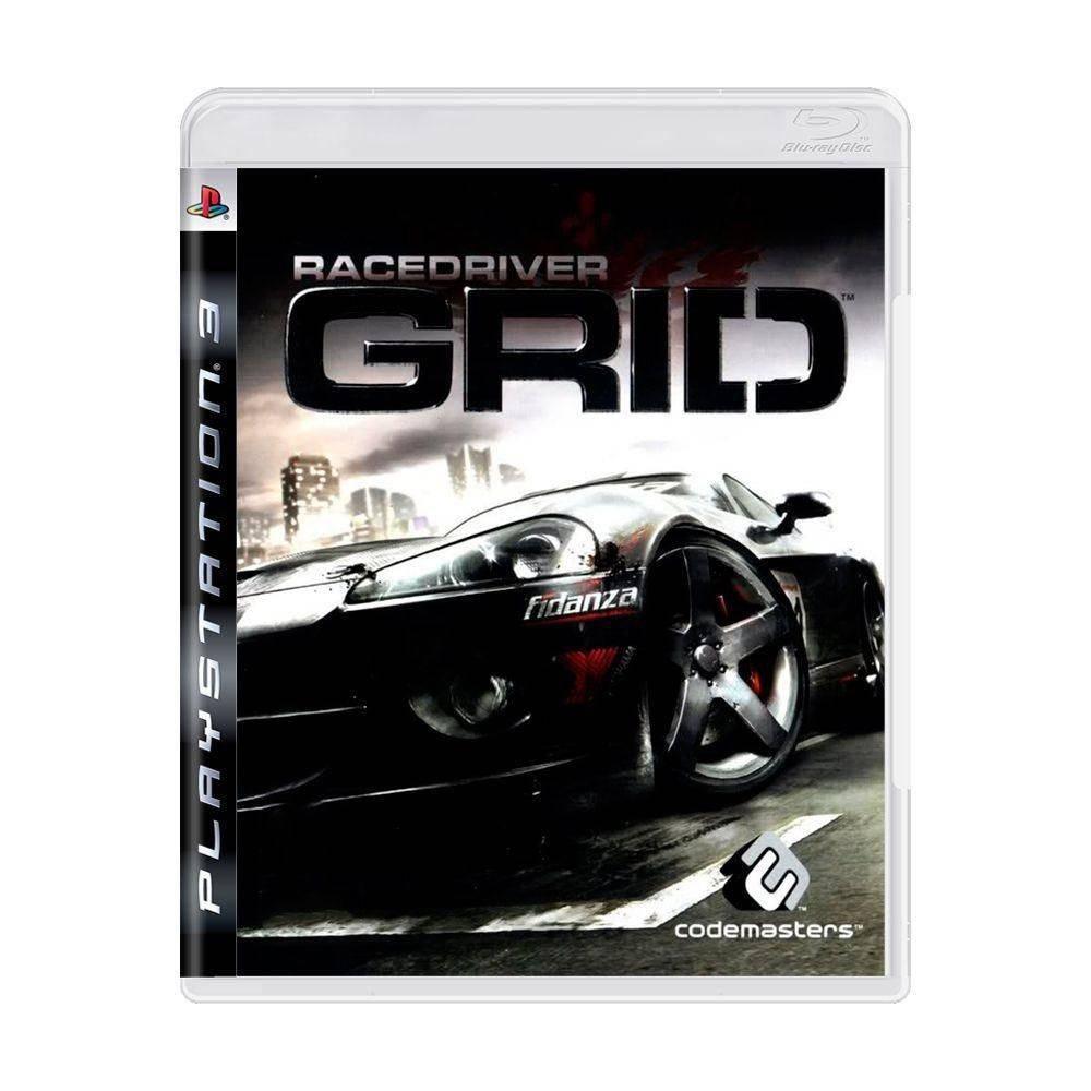 Jogo Grid - PS3 (Usado)