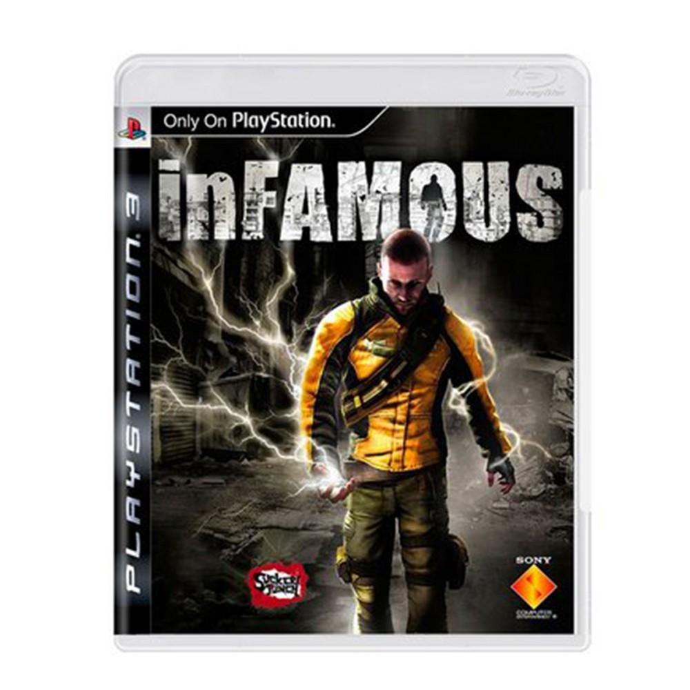 Jogo Infamous - PS3 (Usado)