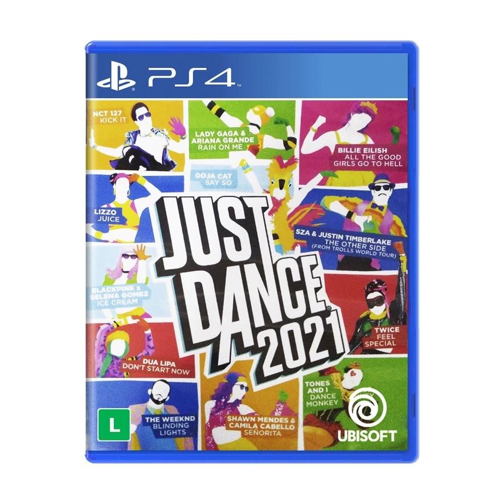 Jogo Just Dance 2021 - PS4