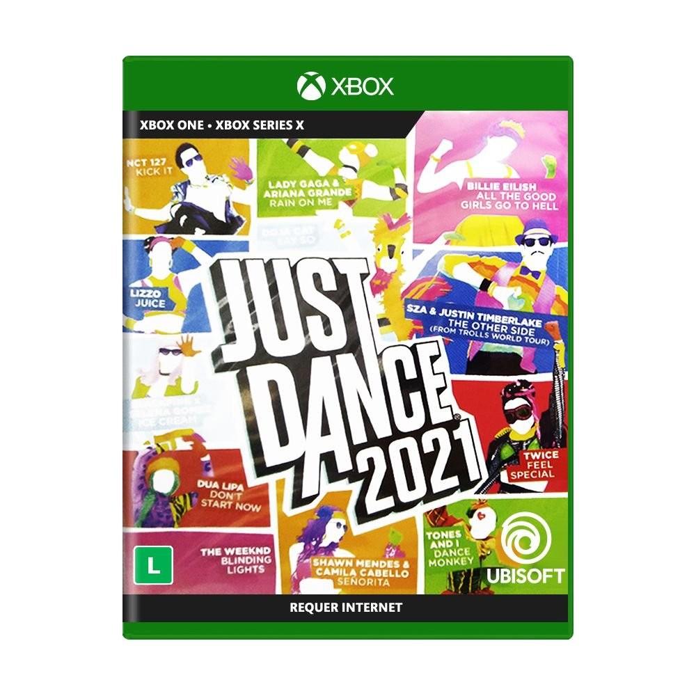 Jogo Just Dance 2021 - Xbox One & Xbox Series