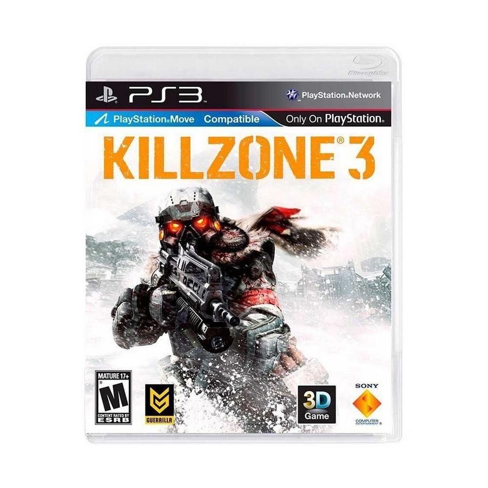Jogo Killzone3 - PS3 (Usado)