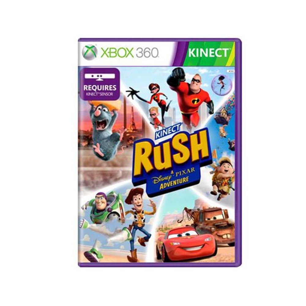 Jogo Kinect Rush Xbox 360 (Usado)