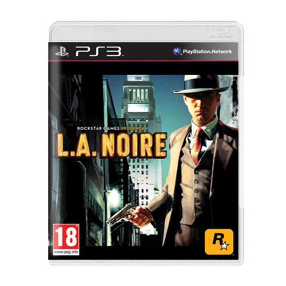 Jogo L.A. Noire - PS3 (Usado)