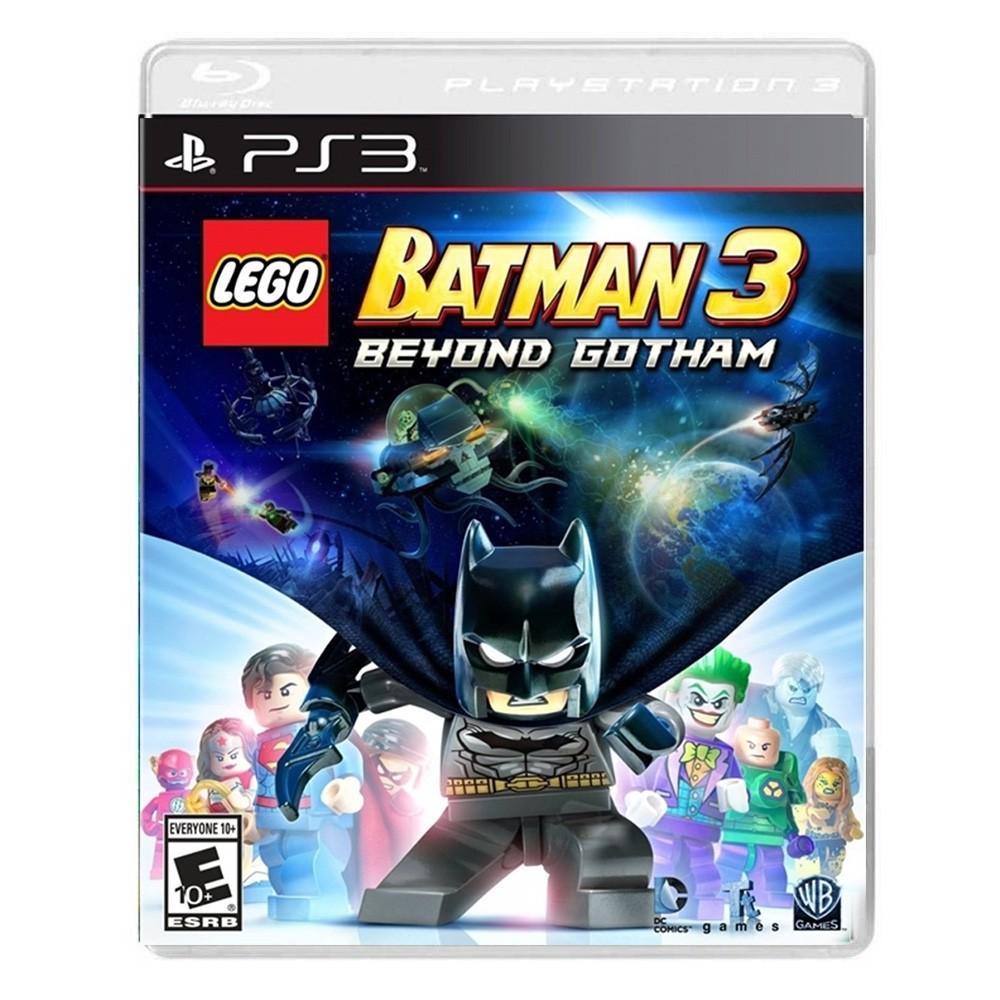 Jogo LEGO: Batman 3 Beyond Gotham PS3 (Usado)