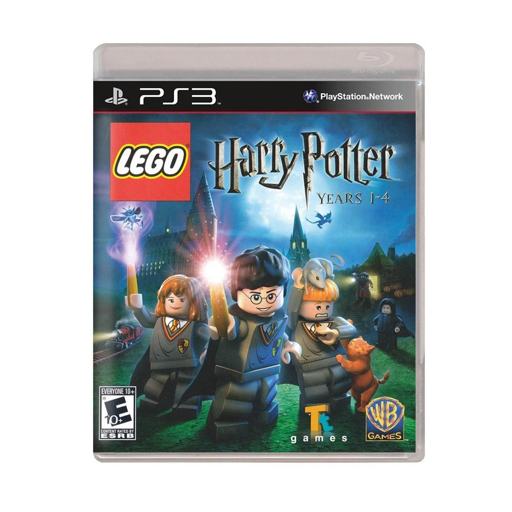 Jogo LEGO Harry Potter Years 1-4 - PS3 (Usado)