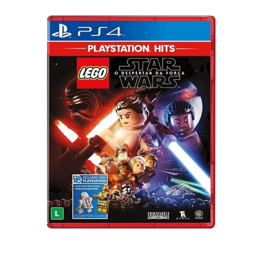 Jogo LEGO Star Wars: O Despertar da Força Playstation Hits - PS4