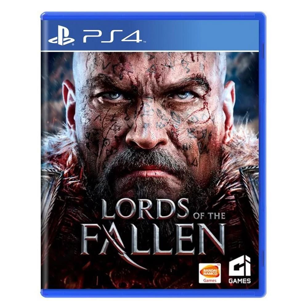 Jogo Lords Of The Fallen - PS4 (Usado)