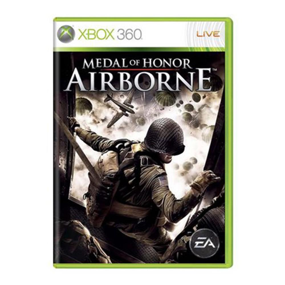 Jogo Medal of Honor Airborne - Xbox 360 (Usado)