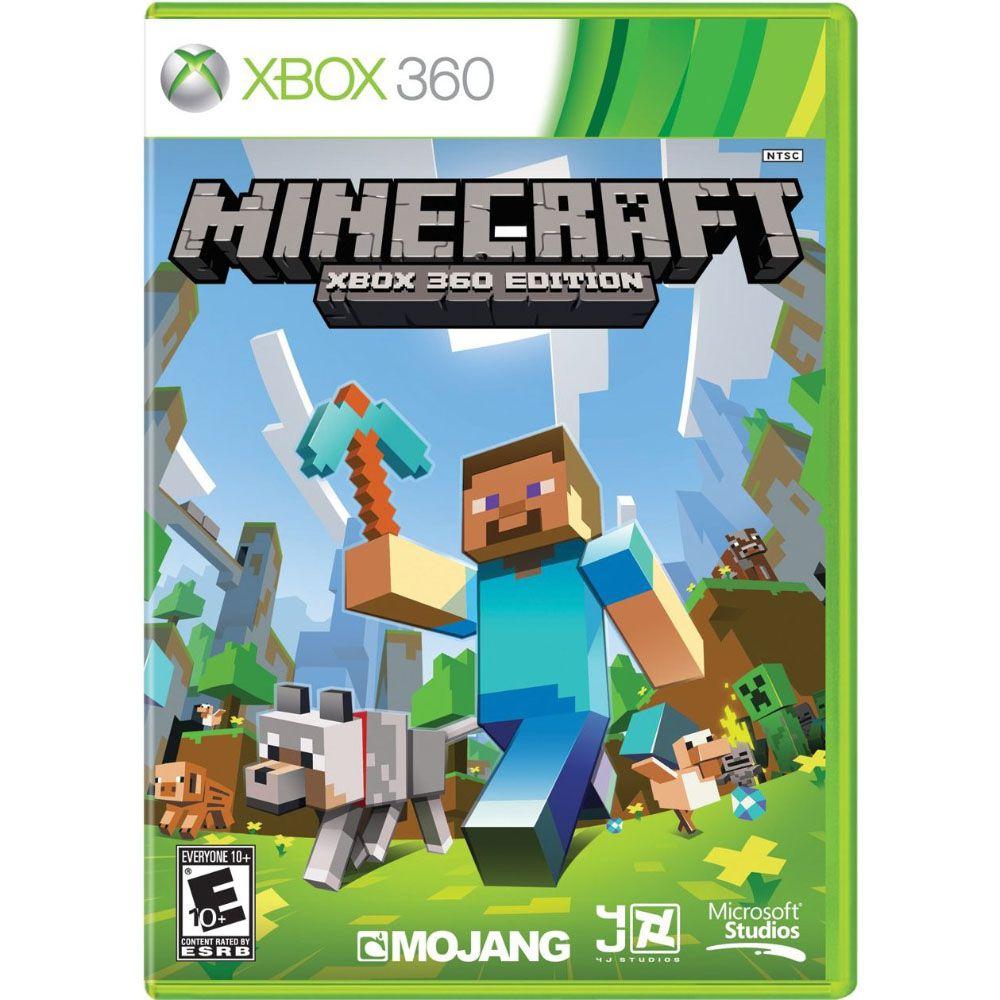 Jogo Minecraft - Xbox 360 (Usado)
