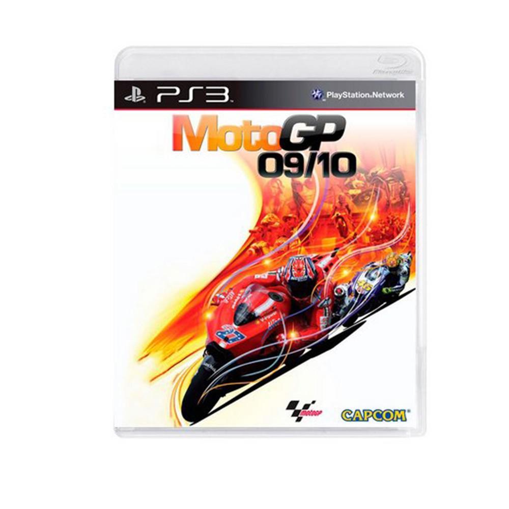 Jogo MotoGP 09/10 - PS3 (Usado)