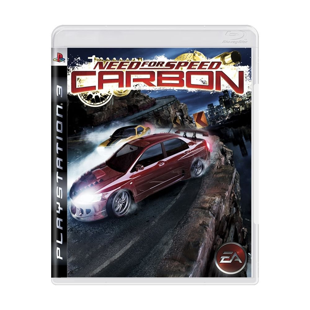 Jogo Need For Speed Carbon - PS3 (Usado)
