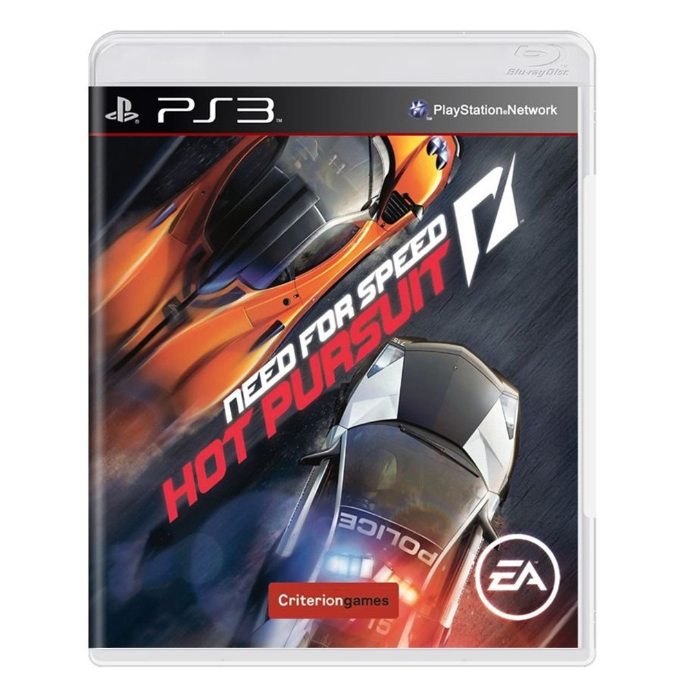 Jogo Need For Speed Hot Pursuit - PS3 (Usado)