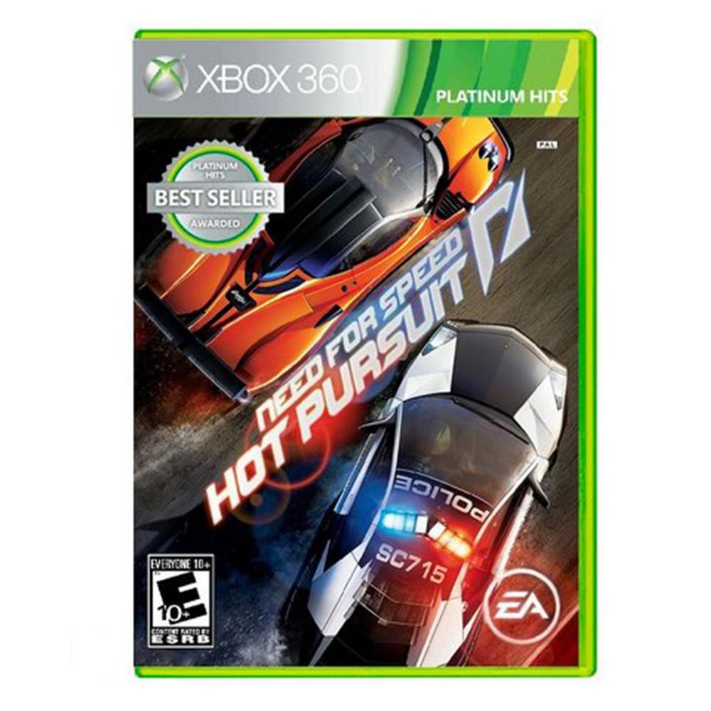 Jogo Need for Speed Hot Pursuit - Xbox 360 (Usado)