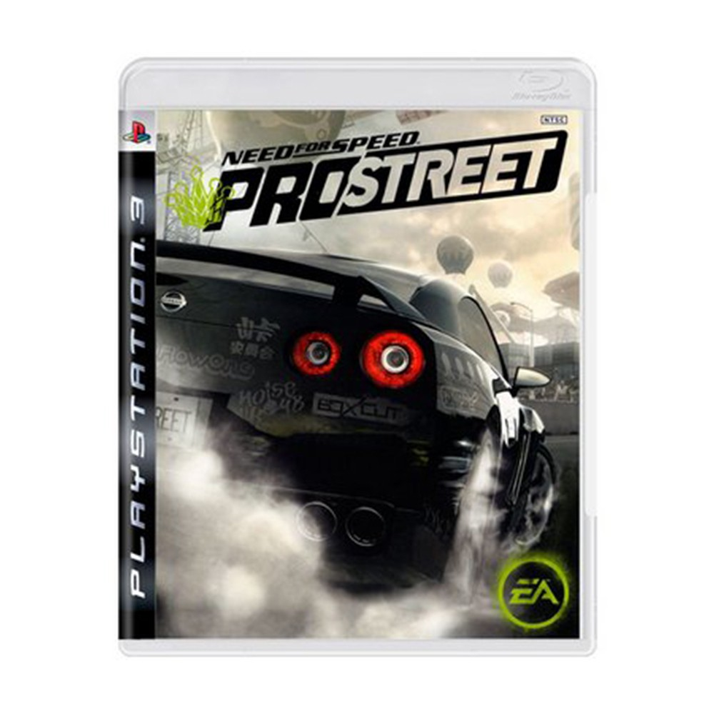 Jogo Need For Speed Pro Street - PS3 (Usado)