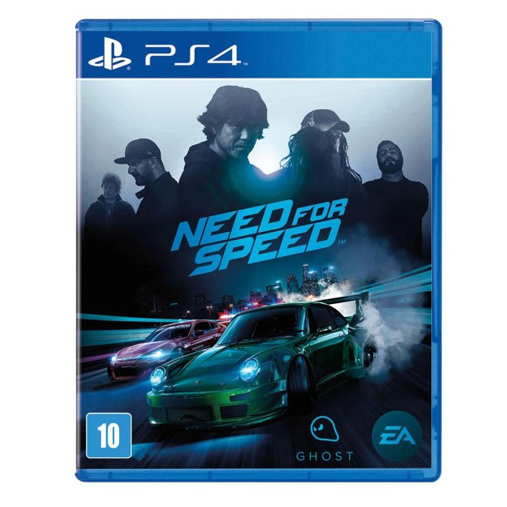 Jogo Need For Speed - PS4 (Usado)
