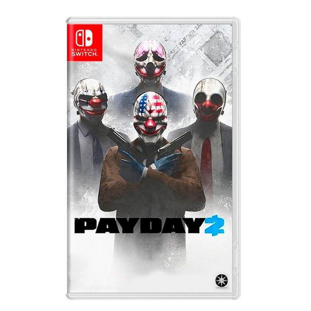 Jogo Payday 2 Nintendo Switch