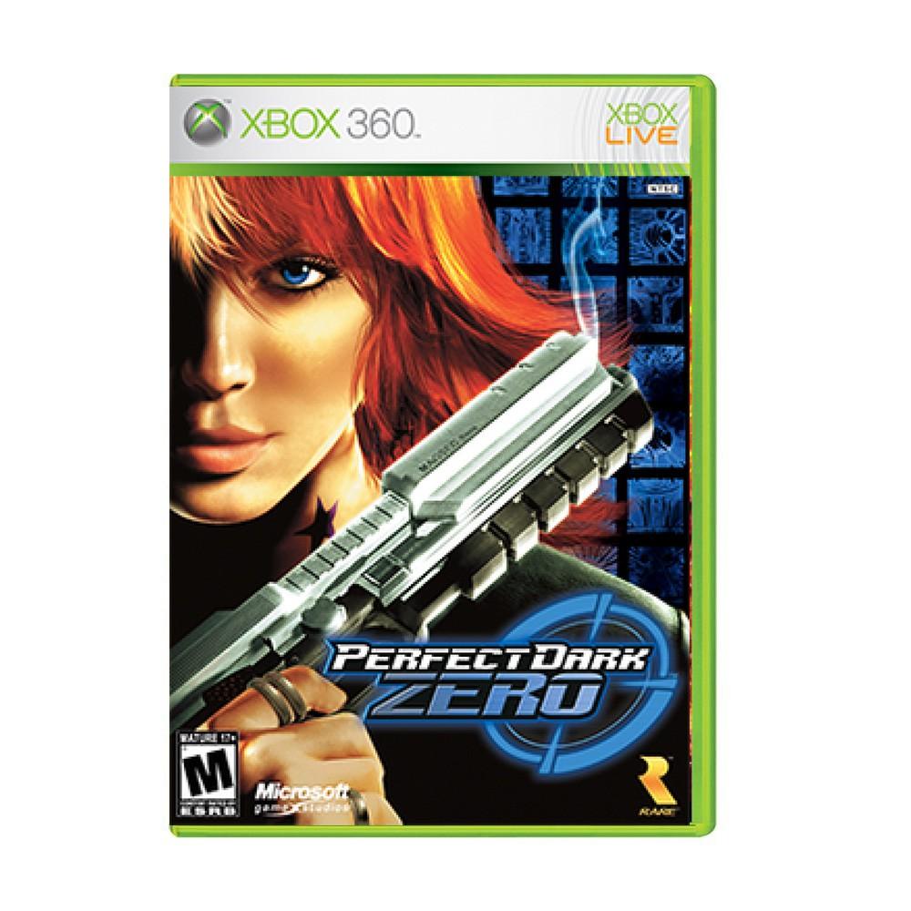 Jogo Perfect Dark Zero - Xbox - 360 (Usado)