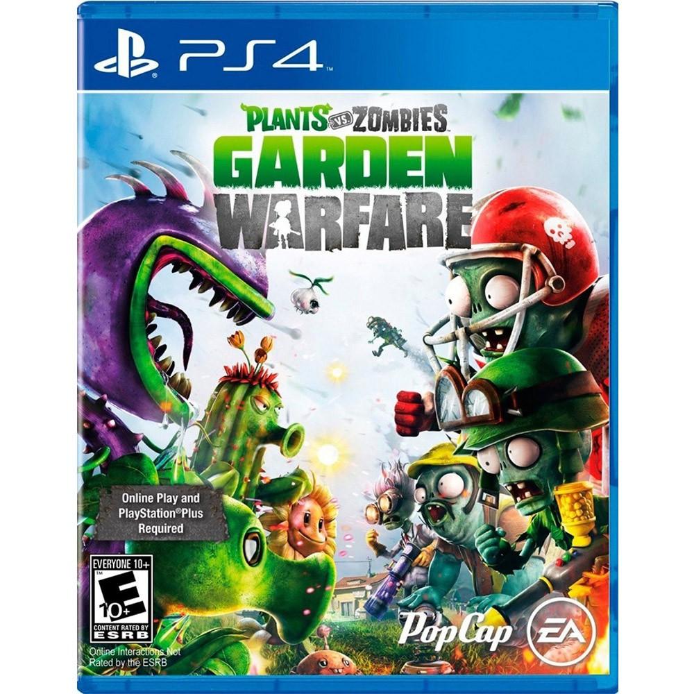 Jogo Plants vs Zombies Gardem Warfare - PS4 (Usado)