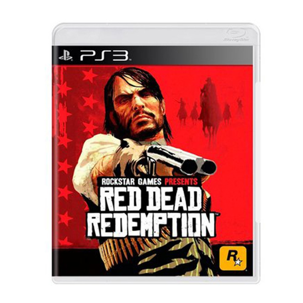 Jogo Red Dead Redempition - PS3 (Usado)