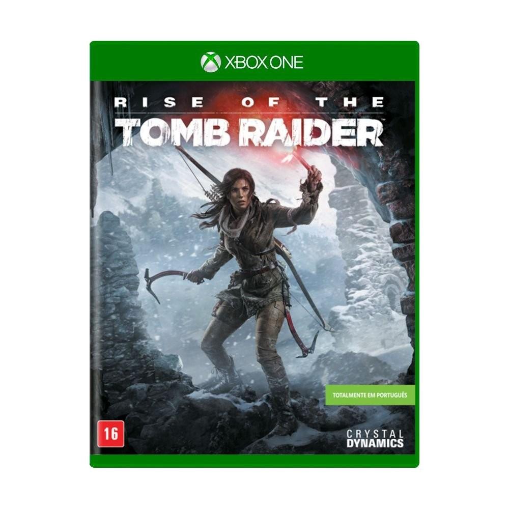 Jogo Rise of the Tomb Raider - Xbox One em Português