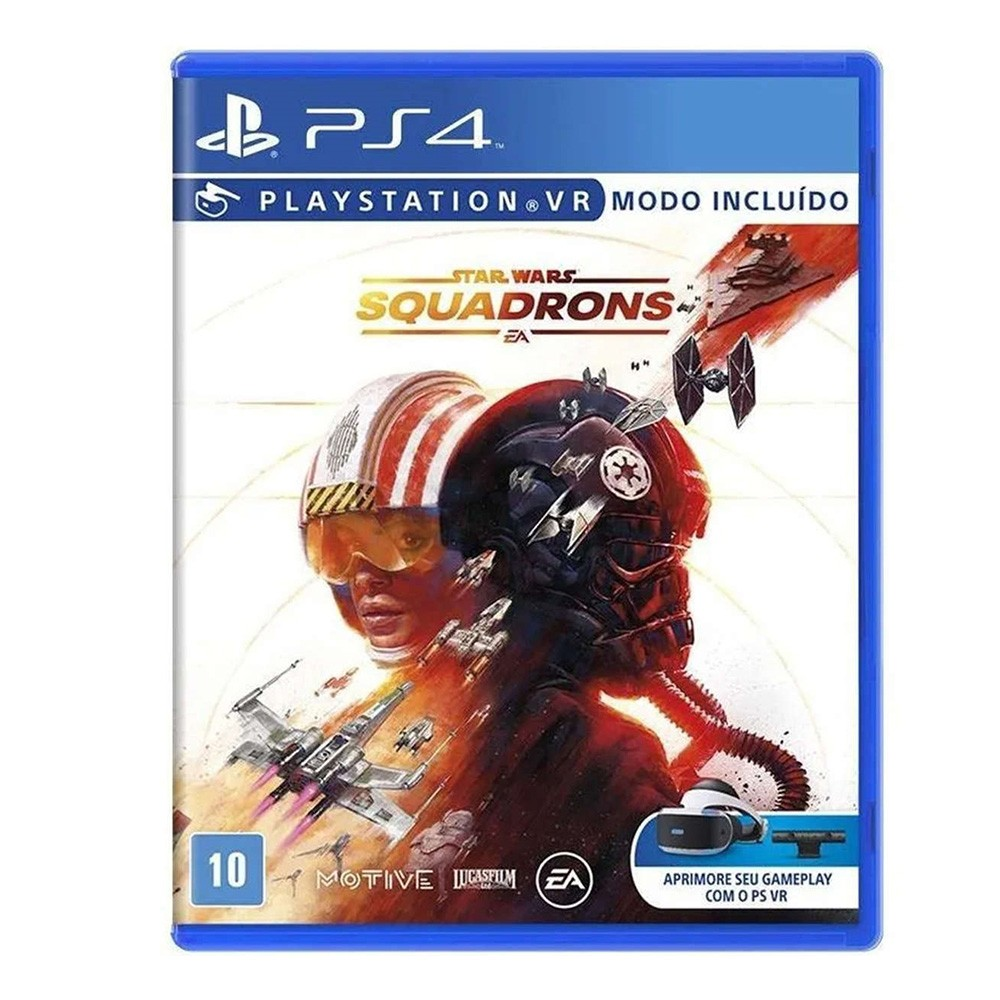 Jogo Star Wars: Squadrons - PS4