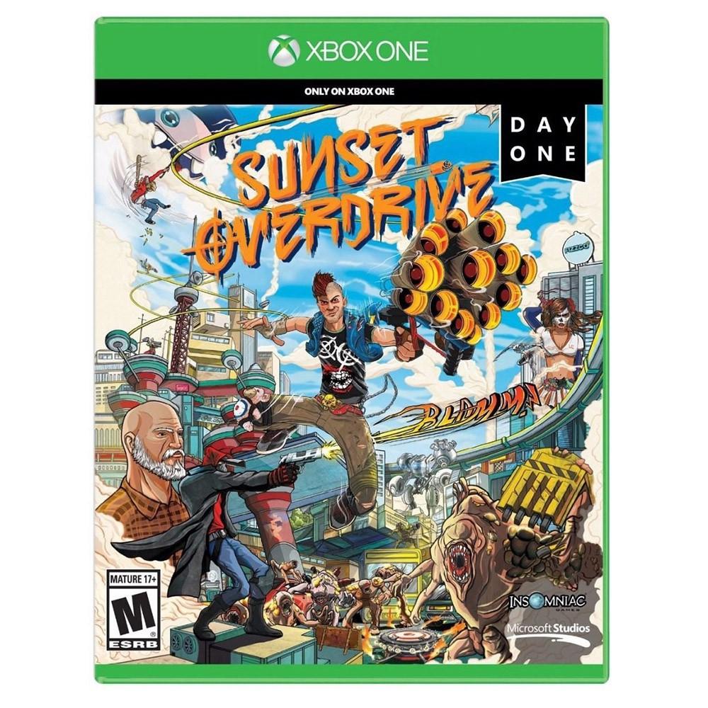 Jogo Sunset Overdrive - Xbox One (Usado)