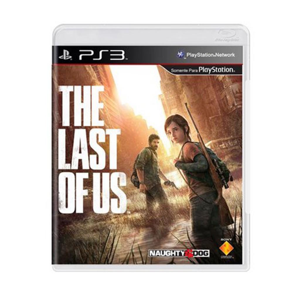 Jogo The Last Of US - PS3 (Usado)