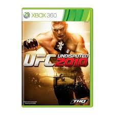 Jogo UFC 2010 Undisputed - Xbox 360 (Usado)