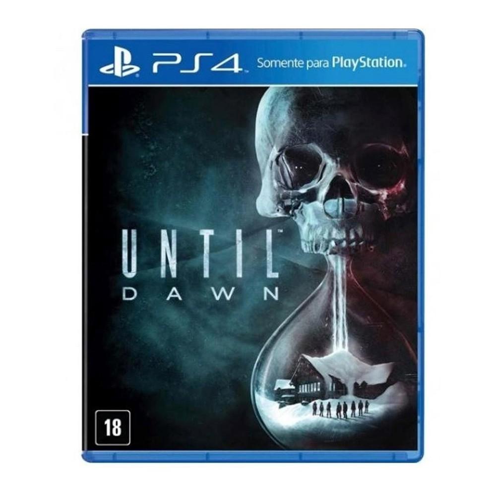 Jogo Until Dawn - PS4 (Usado)