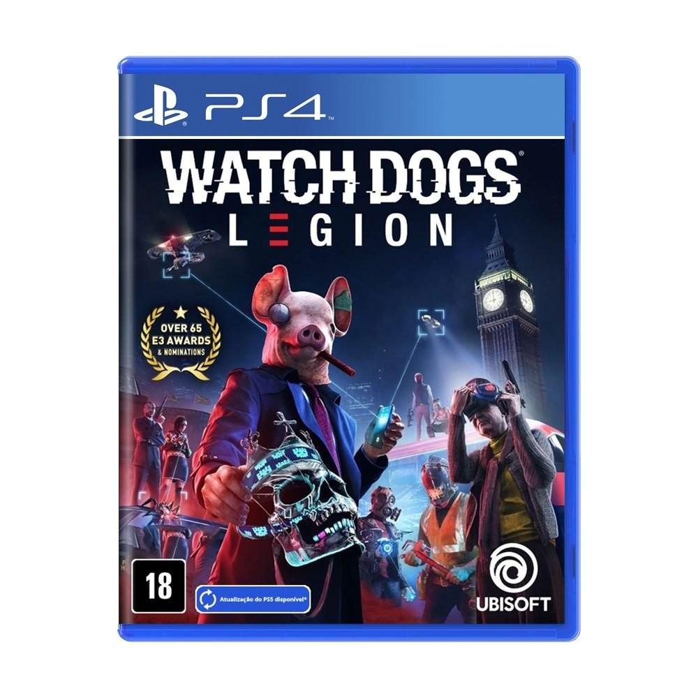 Jogo Watch Dogs: Legion - PS4