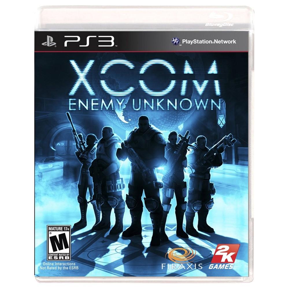 Jogo XCOM Enemy Unknown - PS3 (Usado)