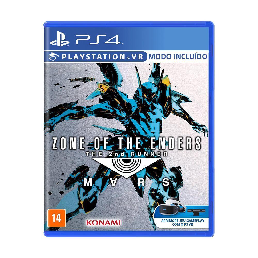 Jogo Zone of the Enders: The 2nd Runner - Mars - VR PS4