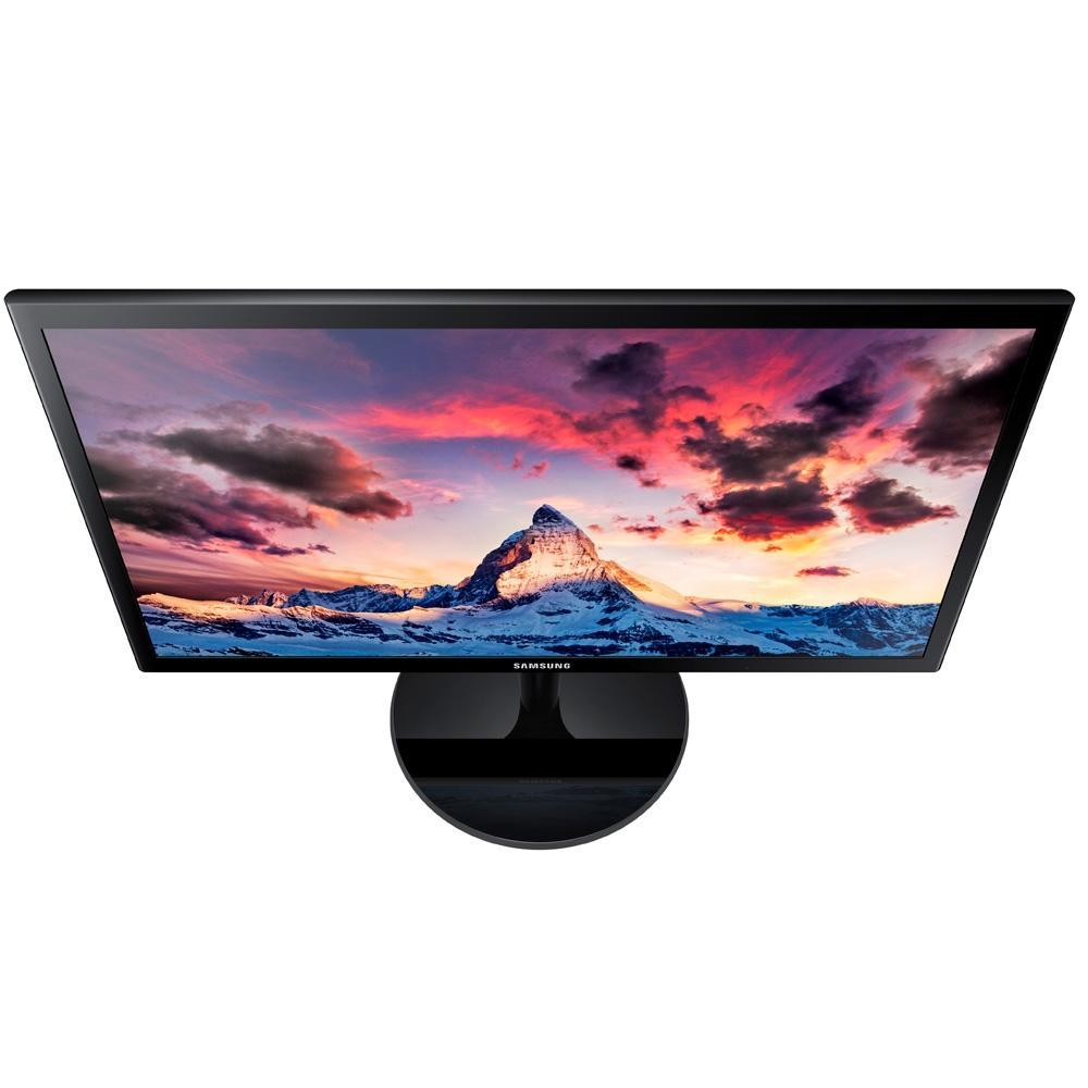 Monitor Samsung LED 21.5´, Full HD, HDMI - LS22F350FHLMZD