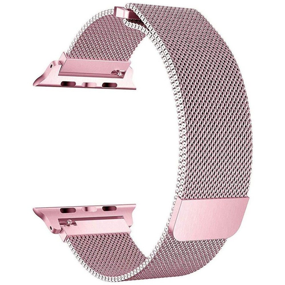 Pulseira para Apple Watch Rose Milanese 38MM Flexinter