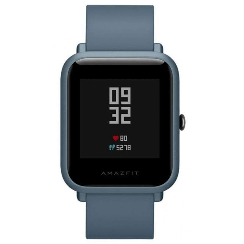 Relógio Inteligente Xiaomi Amazfit Bip Lite, Azul  - A1915