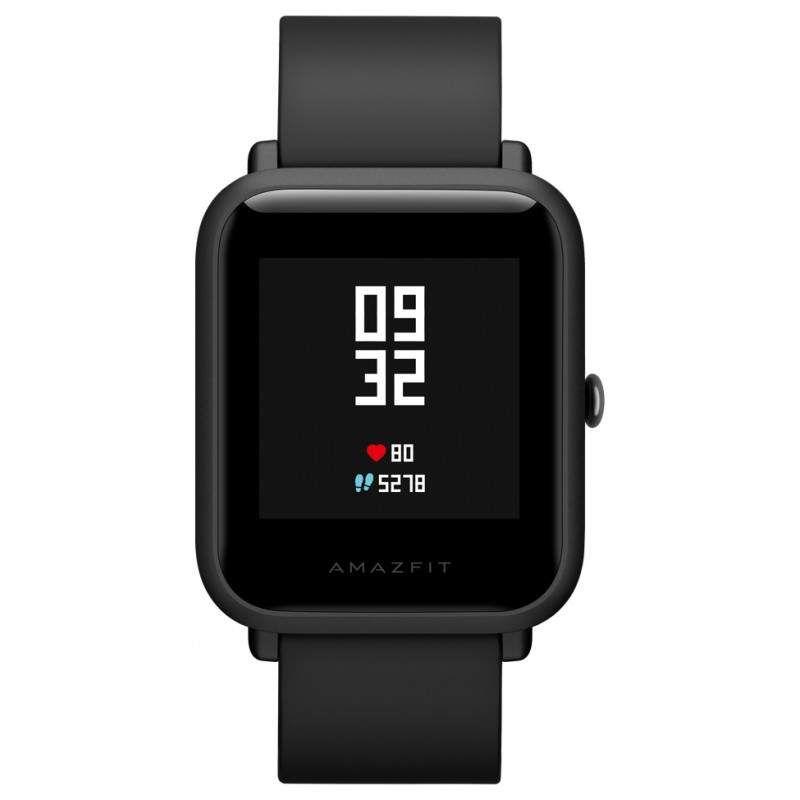Relógio Inteligente Xiaomi Amazfit Bip Lite, Preto  - A1915