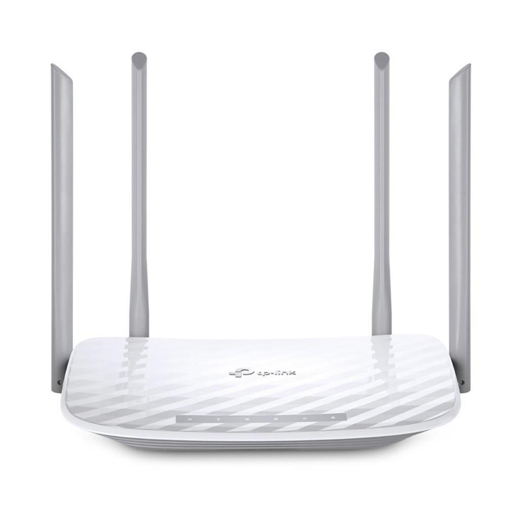 Roteador TP-Link 4 Antenas Gigabit Wireless Dual Band AC1200 2,4 5Ghz - EC220-G5