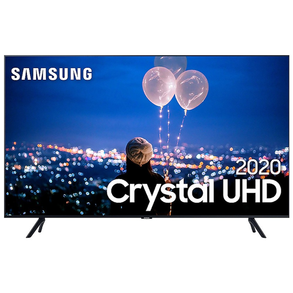 Samsung Smart TV Crystal UHD TU8000 55