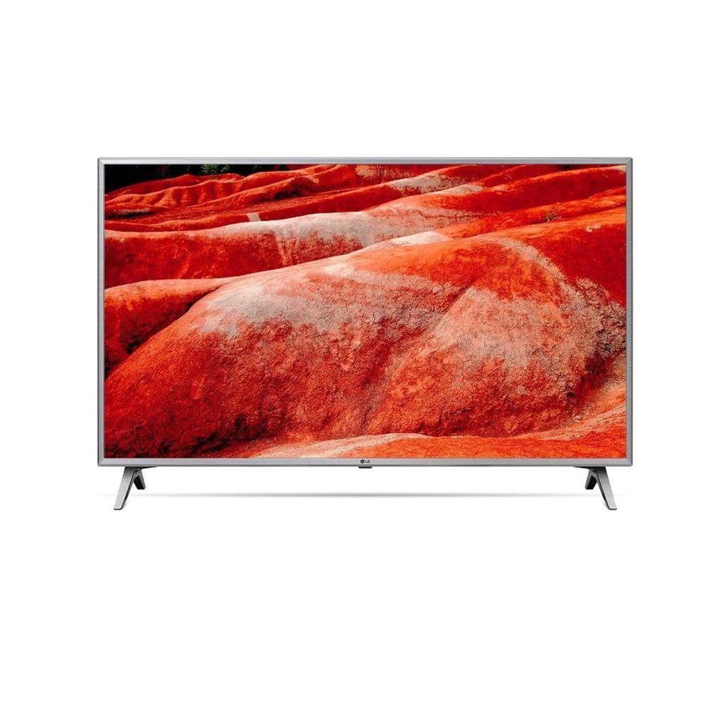 Smart TV PRO 4K ThinQ AI 43'' LG 43UM751C Ultra HD 4K com Conversor Digital Inteligência Artificial 4 HDMI 2 USB Wi-Fi, Bluetooth