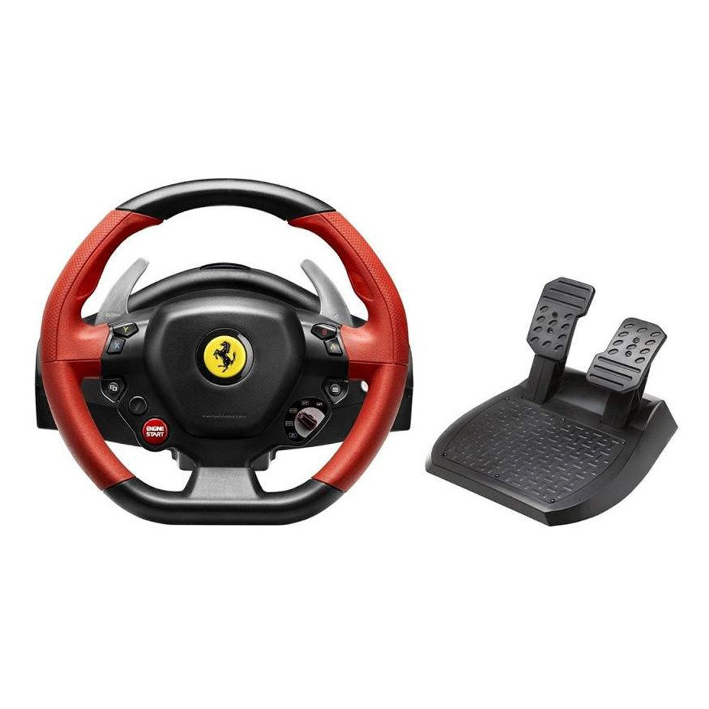 Volante Thrustmaster Ferrari 458 Spider Racing Wheel Xbox One (Reembalado)