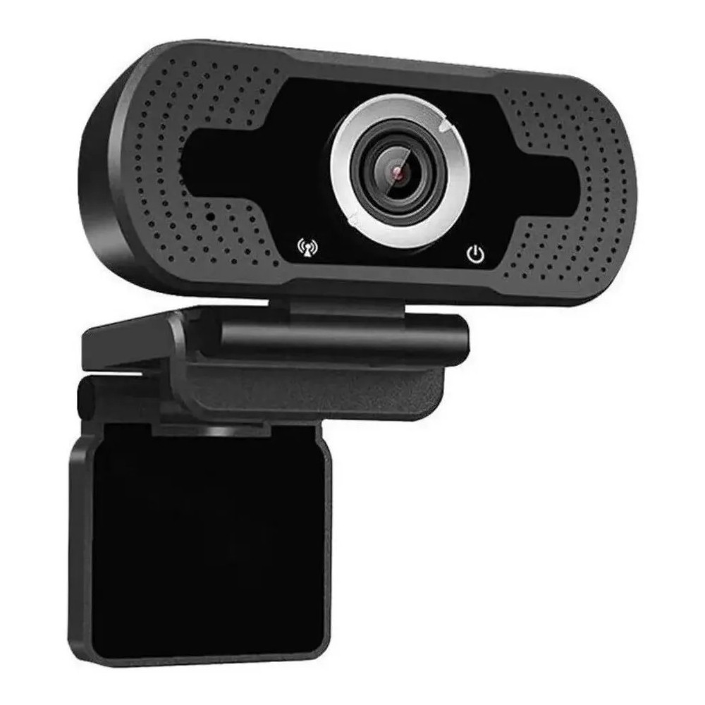 Web Cam Loosafe Full HD 1080p USB Black with Tripod (LS-F36-1080P(XM))