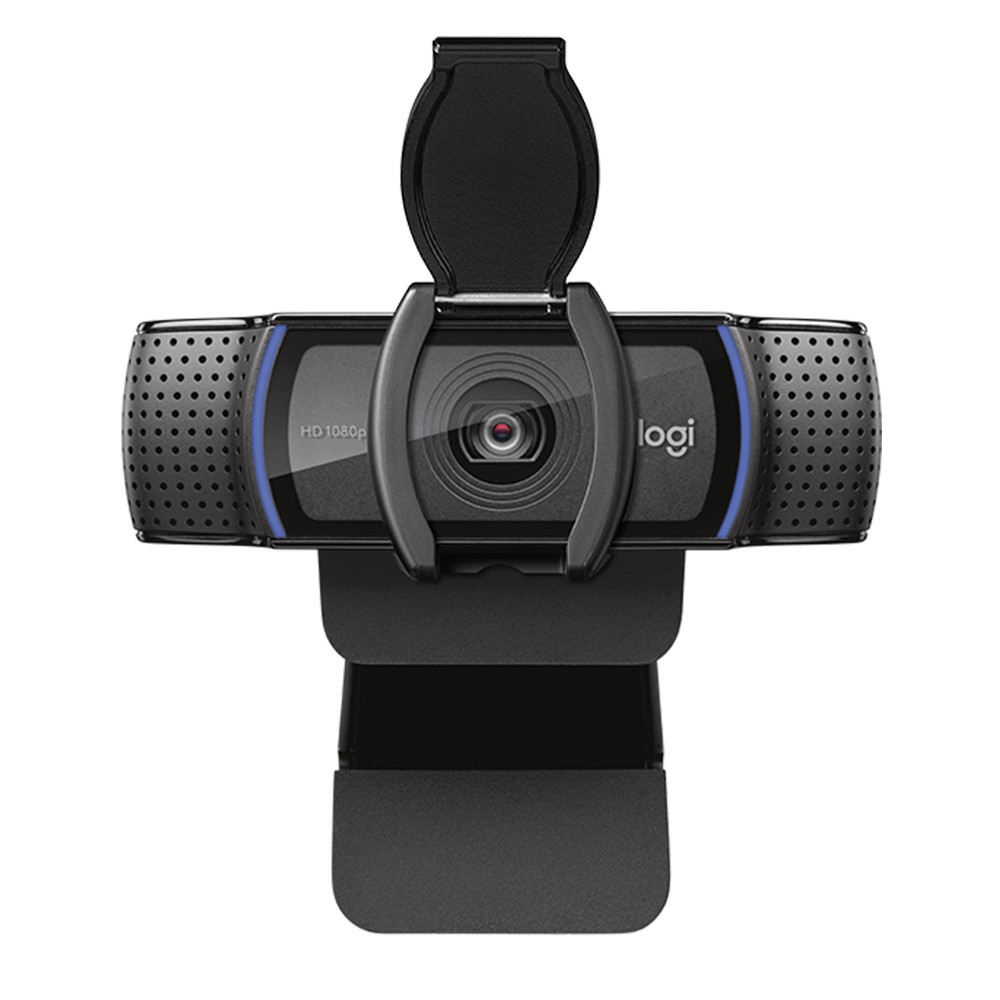 Webcam Logitech C920S HD Pro com Microfone