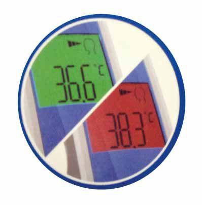 Termômetro Digital Infra Vermelho NON CONTACT
