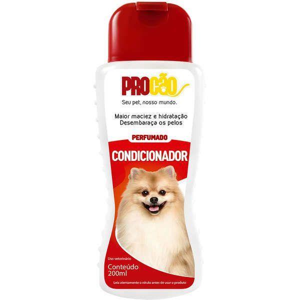 Condicionador Para Cachorro Perfumado 200ml Procão