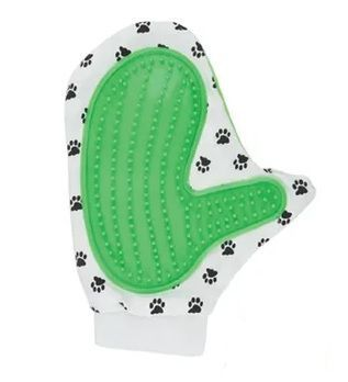 Luva Massageadora Para Banho Cachorro The Pets Cores