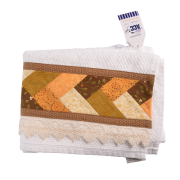 Toalha de Rosto para Lavabo