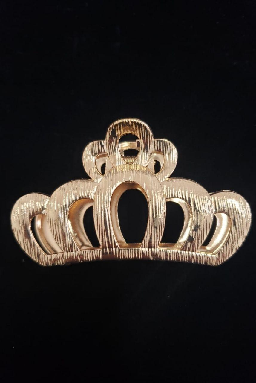 Presilha Coroa Dourada