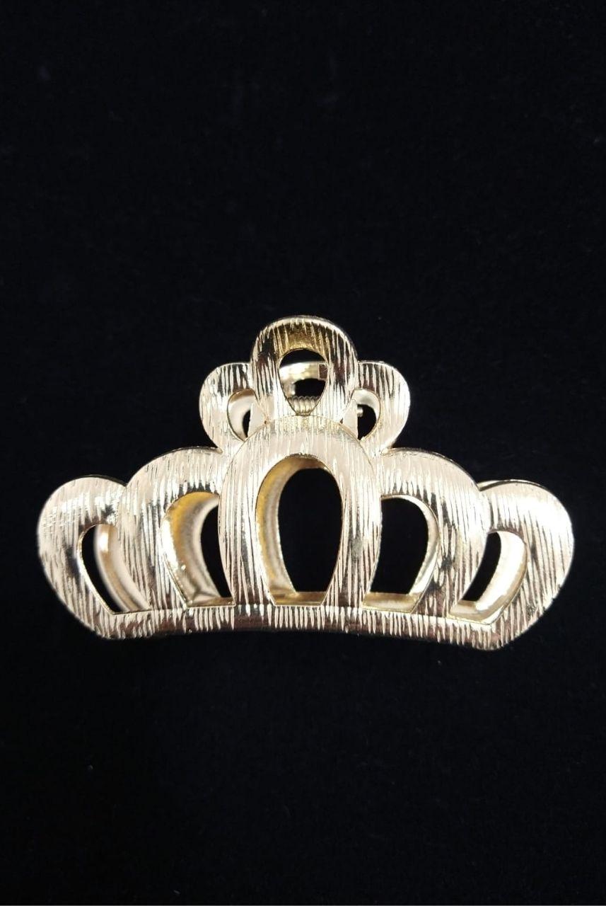 Presilha Coroa Prata